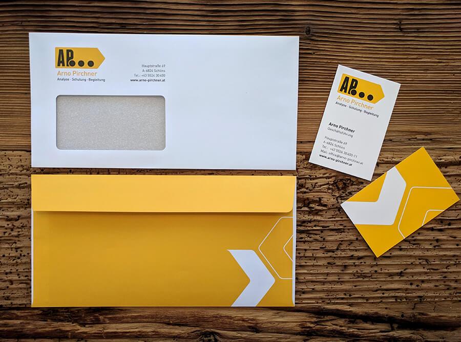 Kuverts & Visitenkarten