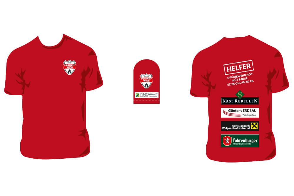 Helfer Tshirts