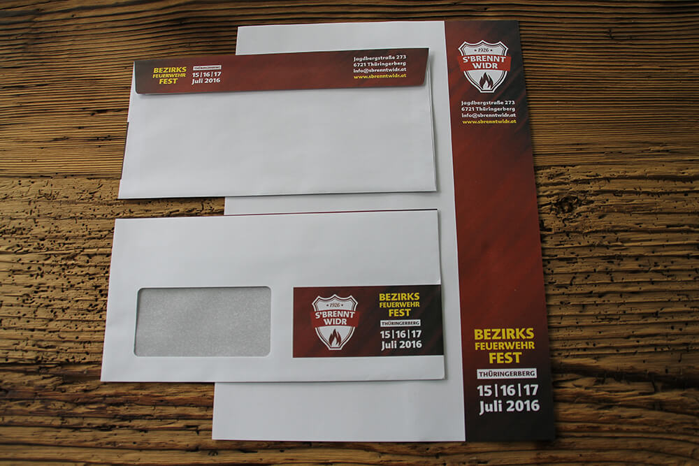 Kuvert & Briefpapier