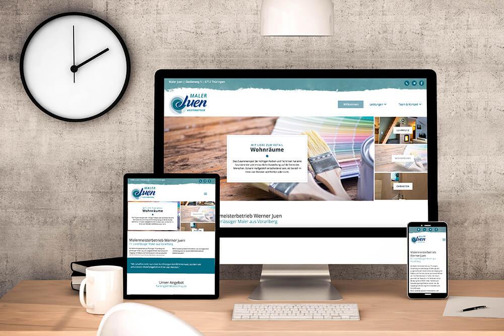 Webdesign Vorarlberg, Homepage Gestaltung, Innova Design Thüringen, Grafik Design Vorarlberg